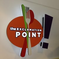 Photo taken at The Exclamation Point Cafe at Yahoo! by Michael K. on 6/20/2013