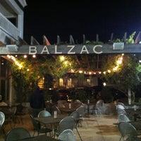 Photo taken at Balzac by Daniel.MD on 9/29/2012