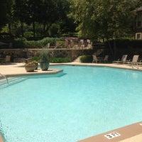 Photo taken at Madison Vinings Ridge Pool by Bruce W. on 5/14/2013