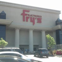 Photo taken at Fry's Electronics by Rebecca R. on 9/16/2012