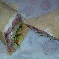 Photo taken at Jersey Mike's Subs by Jared M. on 4/16/2014