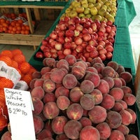 Photo taken at SoCo Farmers Market by Jed C. on 6/1/2013