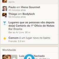 Photo taken at Cartório do 1º Ofício de Notas de Brasilia by Luiz Filipe M. on 5/9/2013