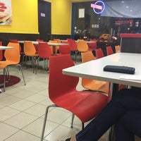 Photo taken at Domino's Pizza by Nur A. on 4/4/2016
