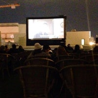 Photo taken at Cinemagic's Rooftop Venue by Everblue on 1/11/2014