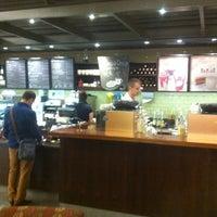 Photo taken at Starbucks by Eric v. on 11/12/2012