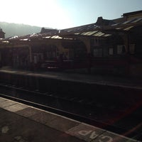 Photo taken at Shipley Railway Station (SHY) by Lucas P. on 11/1/2015