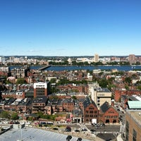 Photo taken at Hilton Boston Back Bay by Christian H. on 9/24/2012