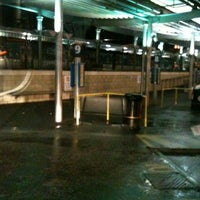 Photo taken at Bangor Bus & Train Station by J B. on 12/30/2012
