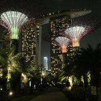 Foto tomada en Gardens by the Bay  por BellaBelle L. el 6/15/2013