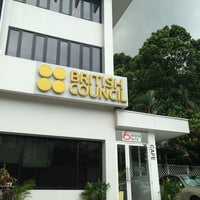 Photo taken at British Council Singapore by BellaBelle L. on 2/27/2013