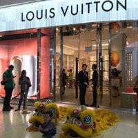 Photo taken at Louis Vuitton by BellaBelle L. on 2/10/2016