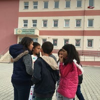 Photo taken at Nurten Telek İlkokulu by Bayram E. on 4/23/2016