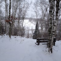 Photo taken at Chippewa National Forest by Jen G. on 12/22/2013