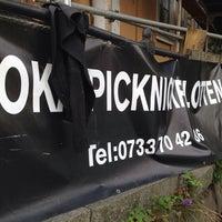 Photo taken at Picknickflotten by Marian B. on 9/13/2014