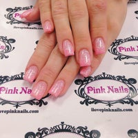 Photo taken at Pink Nails by Pink N. on 4/15/2015