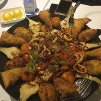Photo taken at Moshonis Balıkçısı İsmail Chef by 🌸 on 2/9/2017