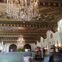 Photo taken at The St. Regis Washington, D.C. by L on 5/26/2013