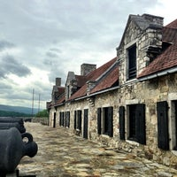 Photo taken at Fort Ticonderoga by L on 6/12/2013