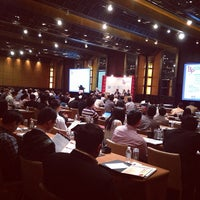 Photo taken at Grand Hyatt Shanghai by - glad - on 5/21/2014