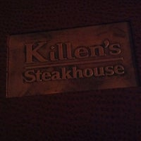 Photo taken at Killen's Steakhouse by Derreck M. on 3/31/2013