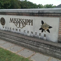 Photo taken at Louisiana-Mississippi State Line by Nicholas R. on 8/10/2013