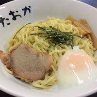 Photo taken at 油そば専門店 たおか 北24条店 by まつおかさん on 8/18/2017