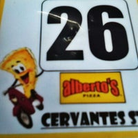 Photo taken at Albertos Pizza by Draude A. on 8/17/2014