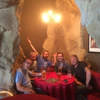 Photo taken at AJ's Cave by Phil O. on 5/23/2014
