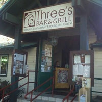 Photo taken at Three's Bar & Grill by Kamakanapuanani M. on 12/1/2012