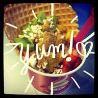 Photo taken at Menchie's by Catie C. on 5/16/2013