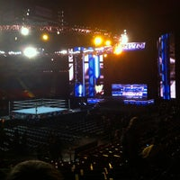 Photo taken at Sleep Train Arena by Melaina B. on 1/23/2013