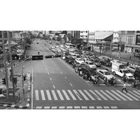 Photo taken at Asok Intersection by zweetyingyingz on 11/12/2014