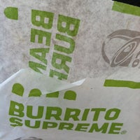 Photo taken at Taco Bell by Martin C. on 1/10/2014