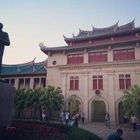 Photo taken at Xiamen University Café by Derek J. on 4/29/2017