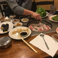 Photo taken at Dong A Korean Restaurant by Zac C. on 1/15/2017