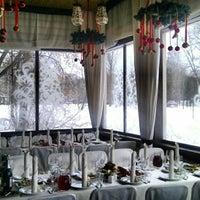 Снимок сделан в Поместье-Парк пользователем Анна С. 12/29/2012