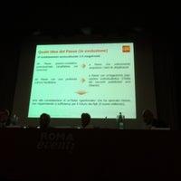 Photo taken at Centro Congressi Piazza di Spagna - Roma Eventi by Fabrizio F. on 9/25/2012