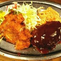 Photo taken at レストラン ハッスル by Masatoshi D. on 2/17/2016