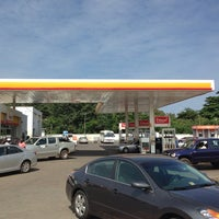 Photo taken at Shell by Kwabena on 7/13/2013