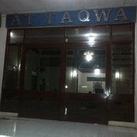 Photo taken at Mesjid At - Taqwa by Bories B. on 6/19/2013