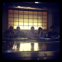 Photo taken at Wasabi by Darren on 10/13/2012