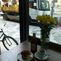 Photo taken at Cafe Vescovi by Jakub V. on 7/31/2013