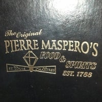 Photo taken at The Original Pierre Maspero's by Alisha O. on 1/19/2013