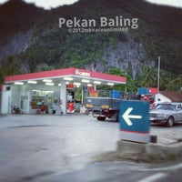 Photo taken at Caltex Baling-Gerik Highway by Mkn A. on 12/18/2012