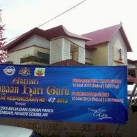 Photo taken at Jabatan Kastam Diraja Malaysia by Mkn A. on 5/14/2013