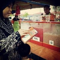 Photo taken at Pasaraya Kana Harapan Jaya by Mkn A. on 5/23/2013