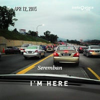 Photo taken at Seremban Highway by Mkn A. on 4/12/2015
