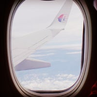 Photo taken at MH0786 (KUL-HKT) Flight on @MAS by Mkn A. on 11/20/2013