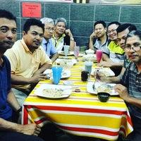 Photo taken at Nasi Kandar Darussalam, Jalan Diplomatik 1, Presint Diplomatik 15, Putrajaya by Mkn A. on 7/19/2016